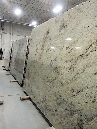 Granite & Quartz Options