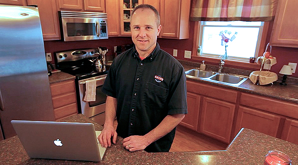 Mark Sayre, Builder Jackson Michigan